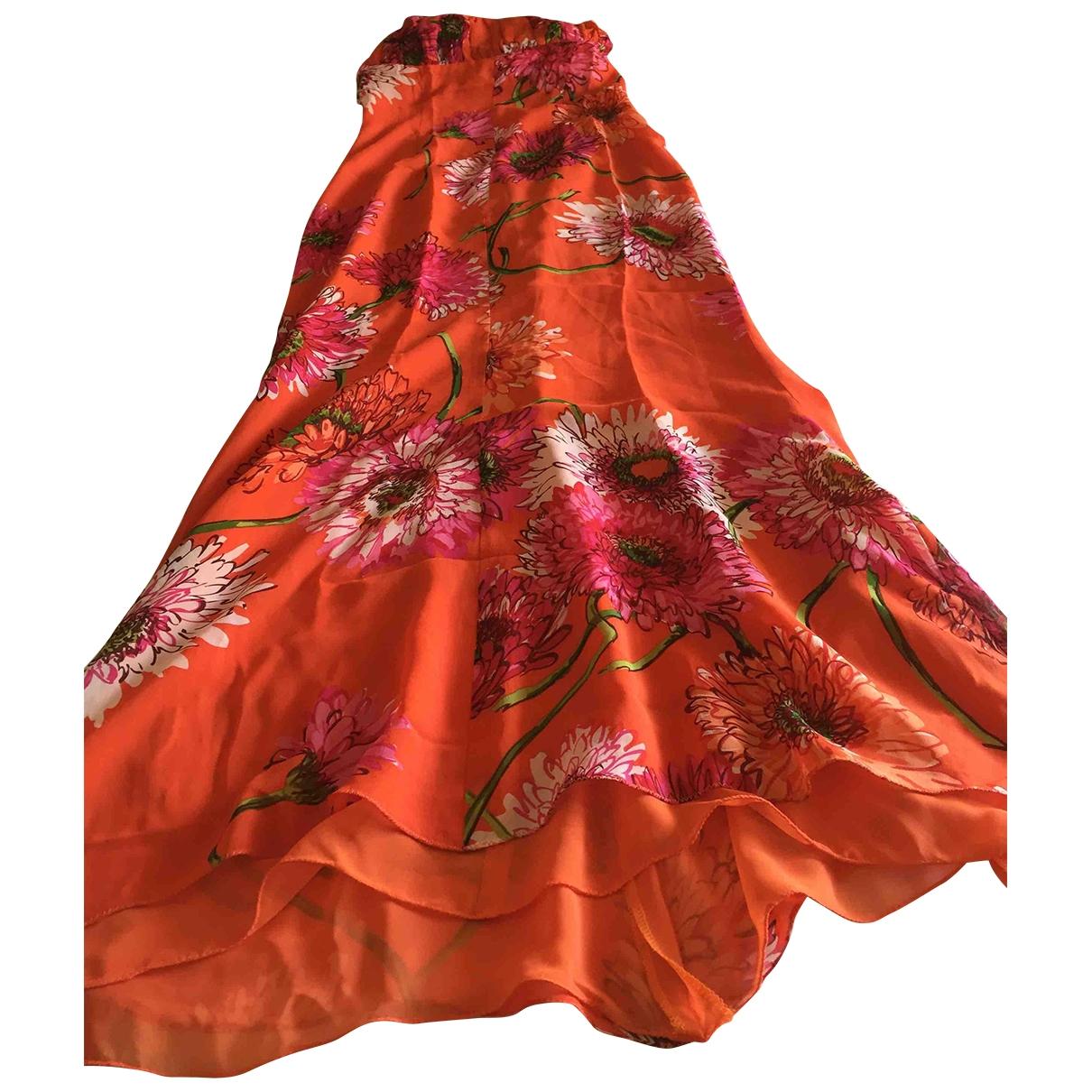 Gio' Guerreri \N Orange dress for Women 42 IT