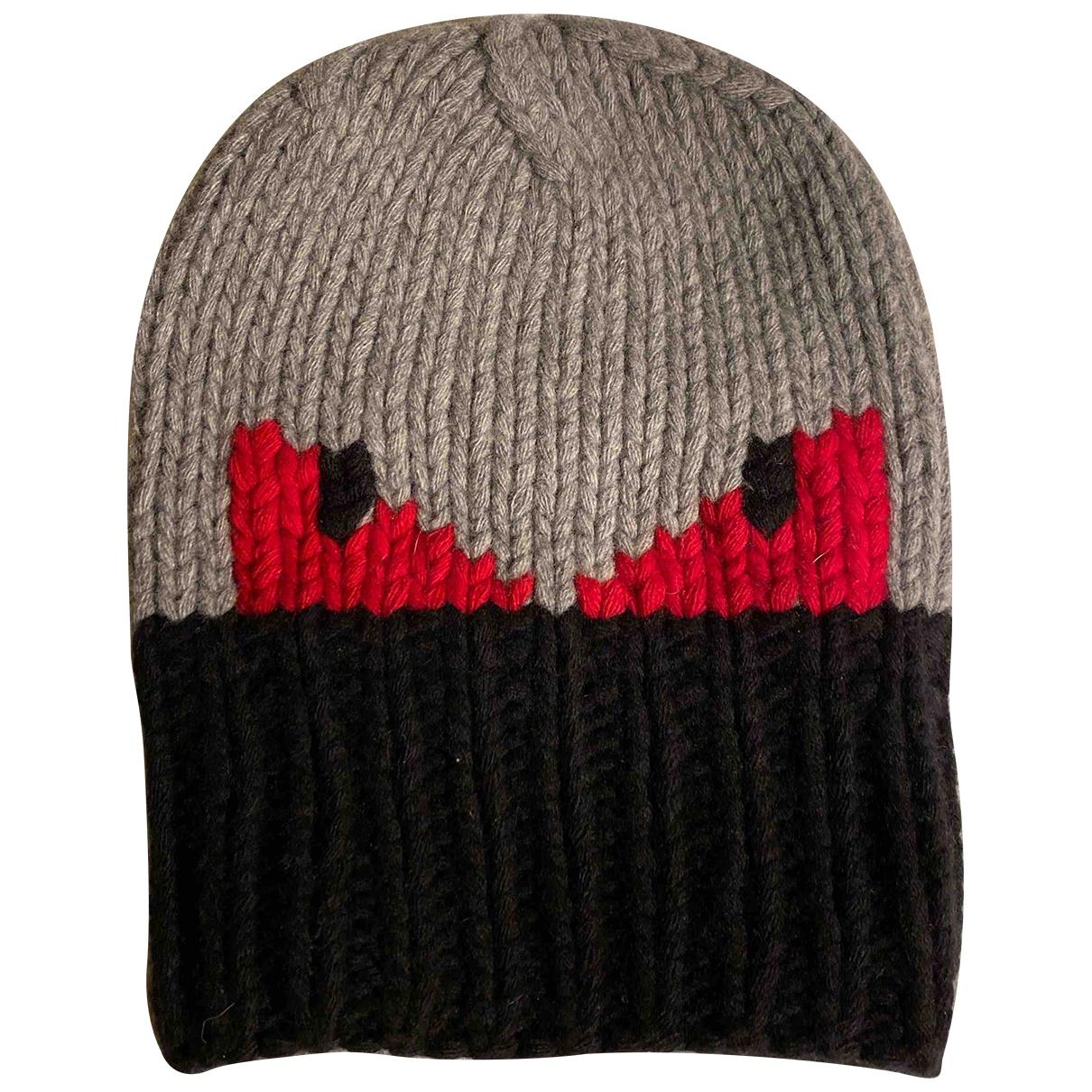 Fendi \N Grey Wool hat for Women S International