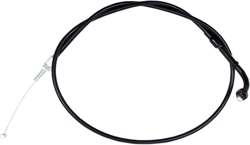 Motion Pro 04-0136 Black Vinyl Throttle Pull Cable 04-0136