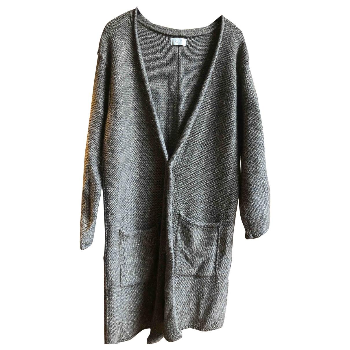 Forte_forte \N Gold Wool Knitwear for Women 1 0-5