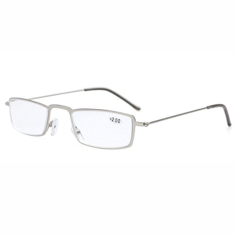Unisex Simple Style High Definition Reading Glasses Outdoor Home Light Computer Presbyopic Glasses