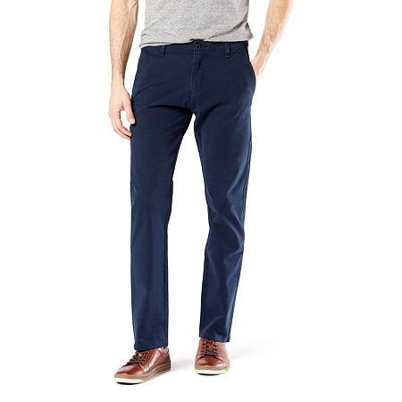 Dockers Men's Ultimate Chino With Smart 360 Flex Slim Fit, 32 32, Blue