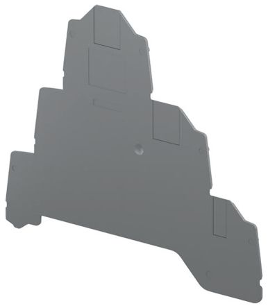 Entrelec ES4, End Section for use with ZS4-T3 Terminal Blocks (10)