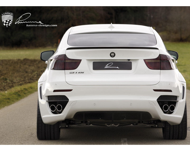LUMMA Exhaust Connecting Pipes for BMW X6 09-15