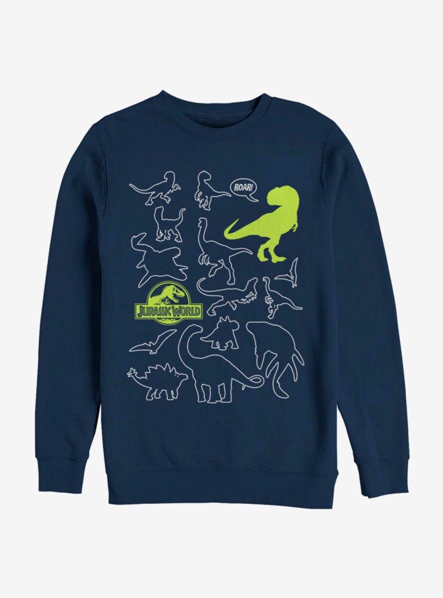 Jurassic World Dino Doodle Sweatshirt