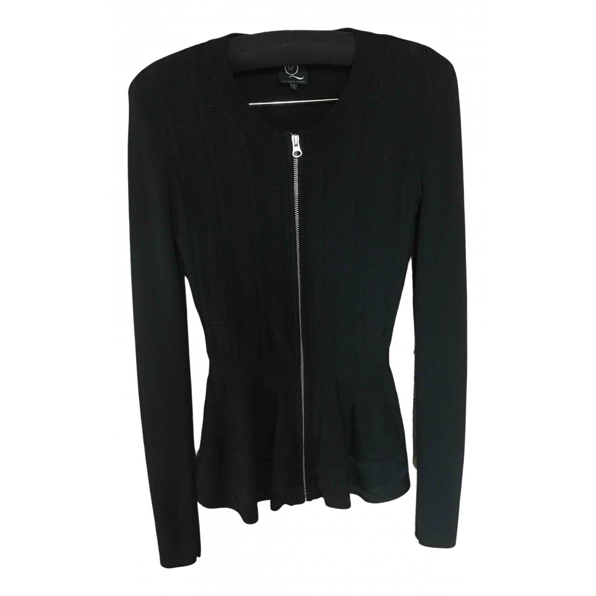 Mcq \N Black jacket for Women XS International