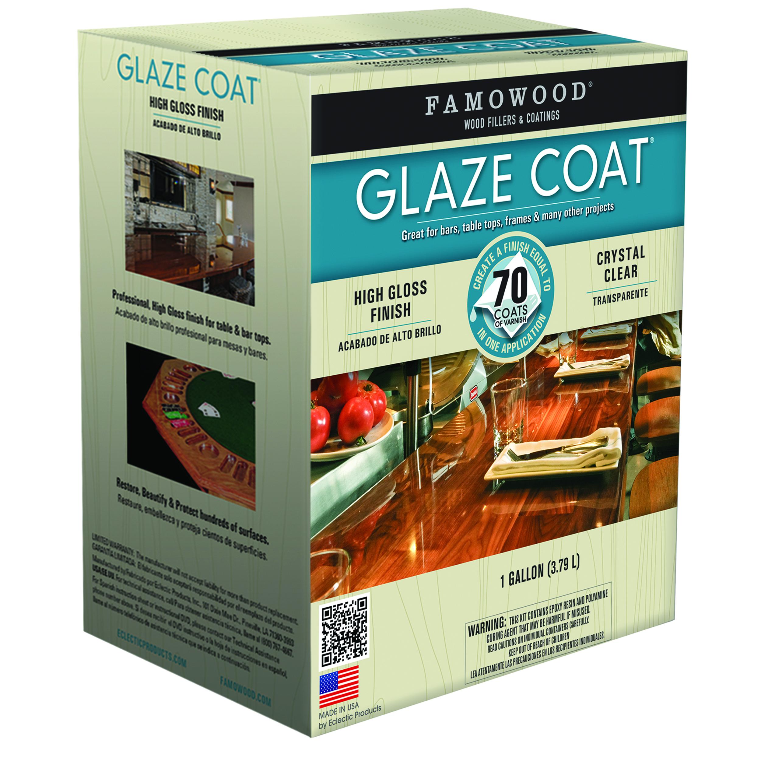 Gloss Epoxy Glaze Coat Gallon
