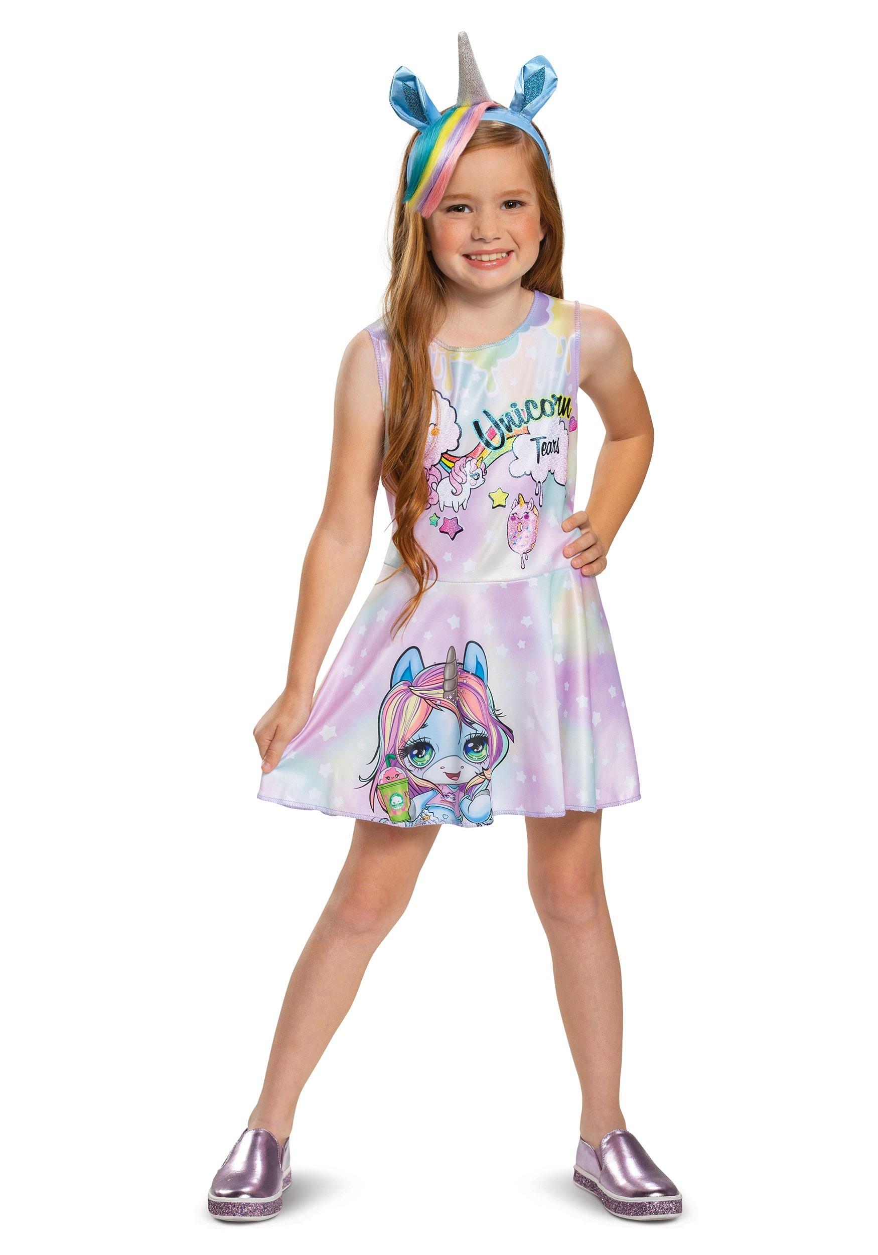 Poopsie Slime Surprise: Girls Dazzle Darling Classic Costume