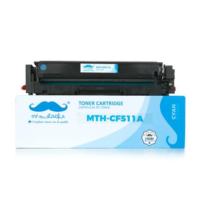 Compatible HP 204A CF511A cartouche de toner cyan