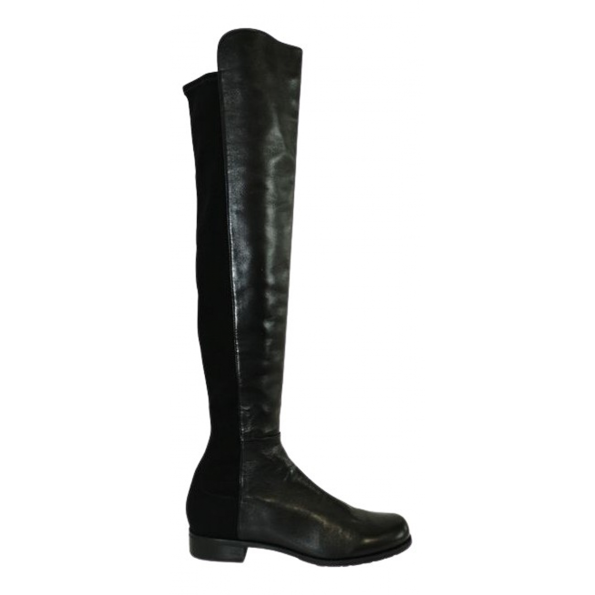 Cos \N Black Leather Ankle boots for Women 9 US