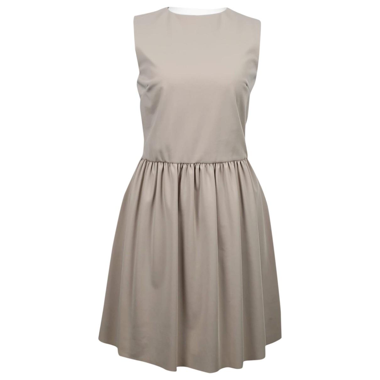 Vicolo \N Beige dress for Women M International