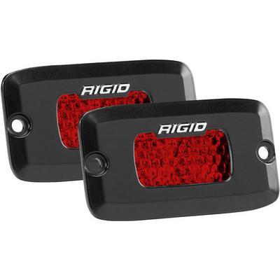 Rigid Industries SR-M Series Rear Facing Dual Function LED Lights - 90174