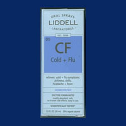 Cold & Flu 1 Oz by Liddell Laboratories