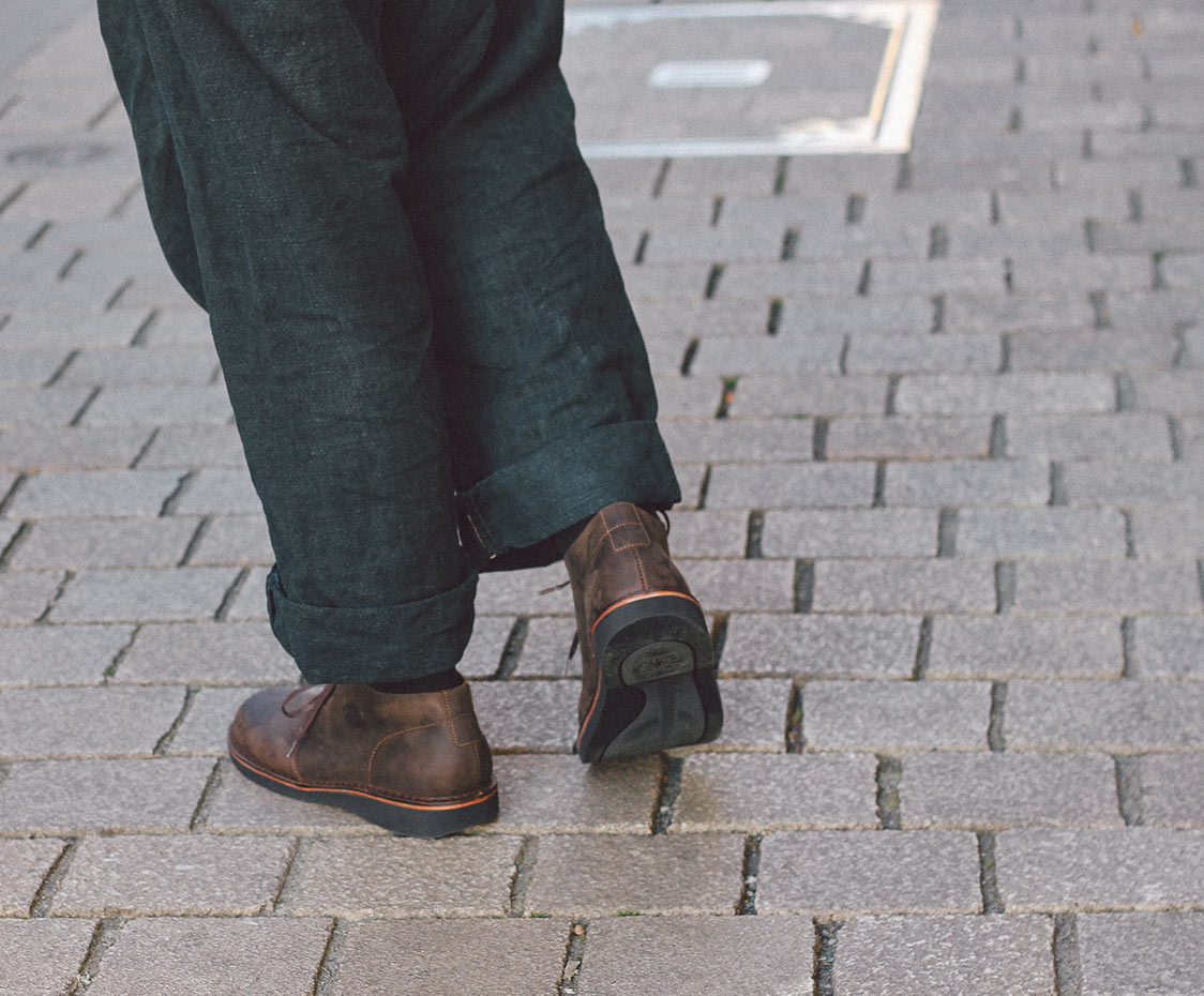 Loints of Holland, 45332 Essential Men's Lace-up Shoes, dark brown Größe 47