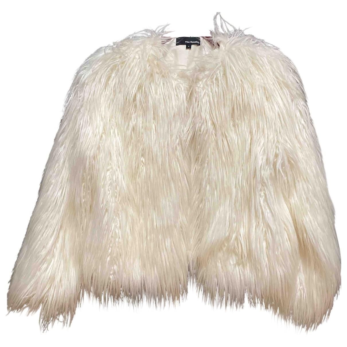 The Kooples \N White jacket for Women 0 0-5