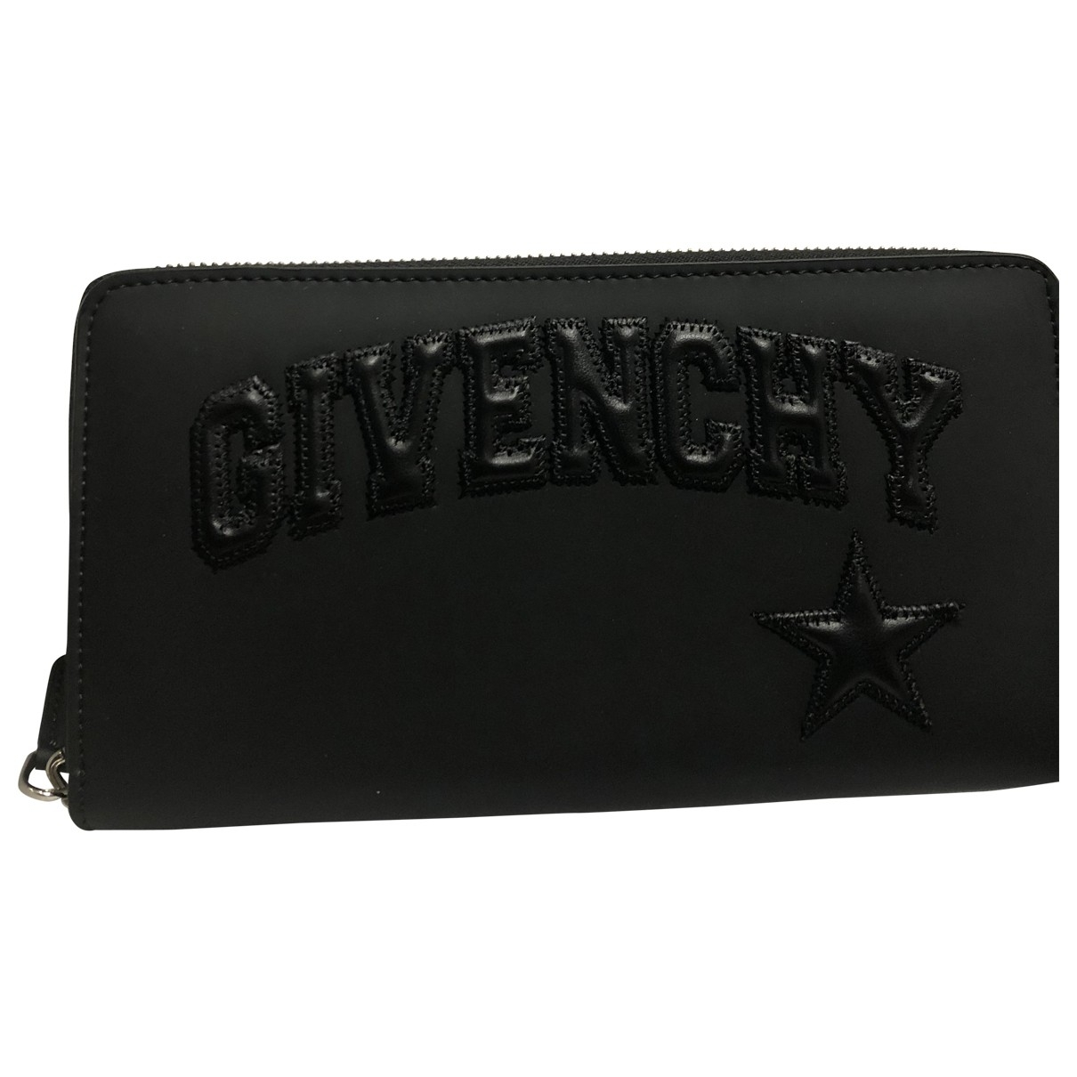 Givenchy \N Black wallet for Women \N