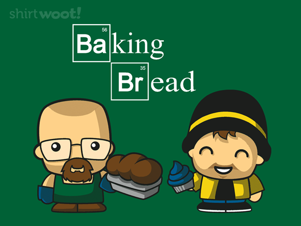 Baking Bread T Shirt