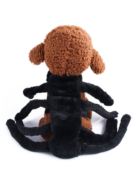 Milanoo Dog Costume Halloween Spider Cat Pet Costumes