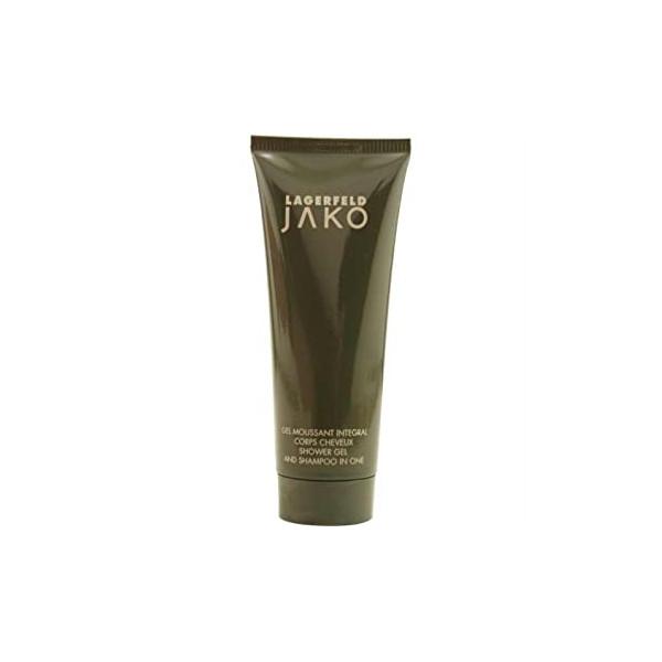 Karl Lagerfeld - Jako : Hair & Body Shower Gel 3.4 Oz / 100 ml