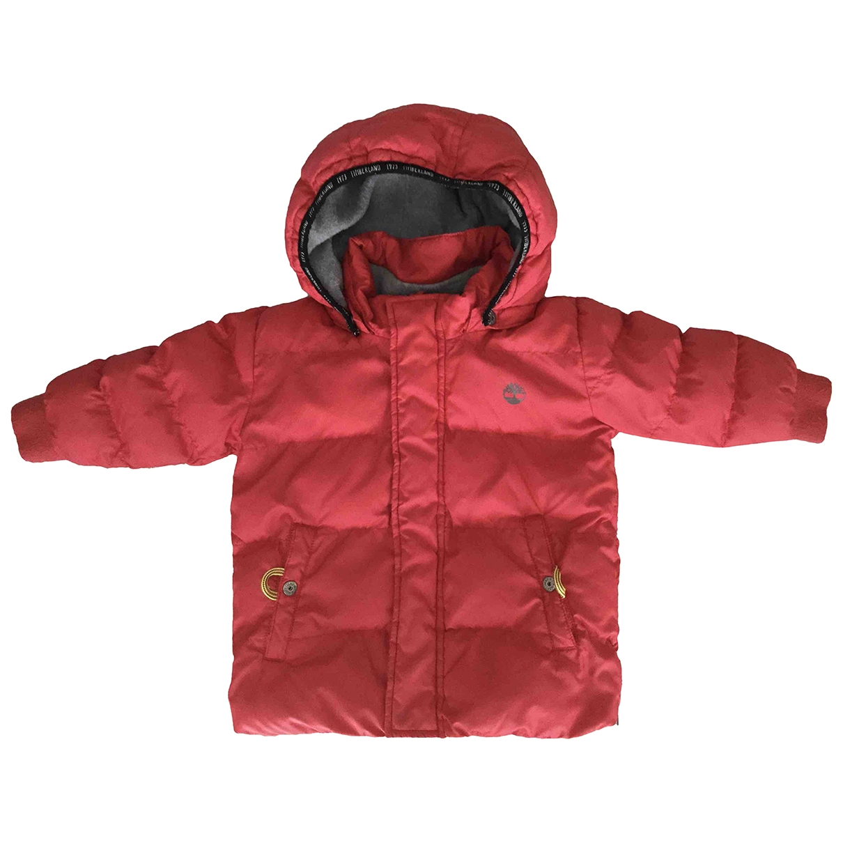 Timberland \N Red jacket & coat for Kids 18 months - up to 81cm FR