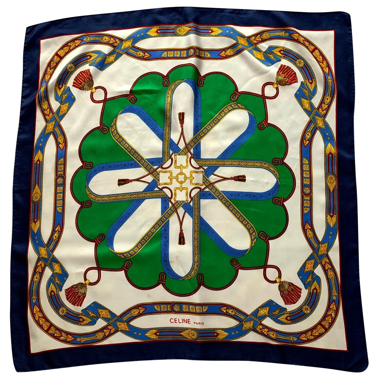 Celine \N Silk scarf for Women \N