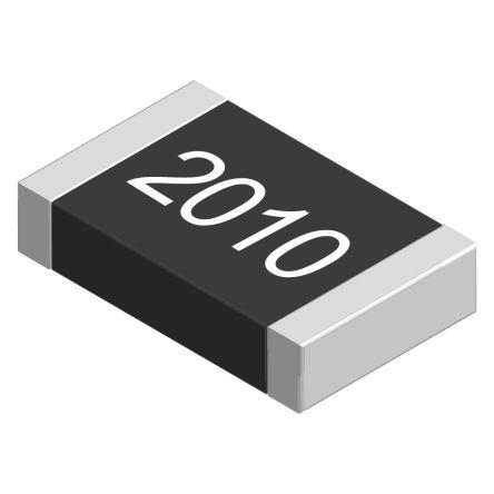 KOA 1kΩ, 2010 (5025M) Thick Film SMD Resistor ±1% 0.75W - RK73HW2HTTE1001F (50)