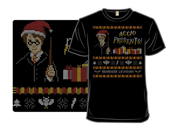 Accio Presents! T Shirt