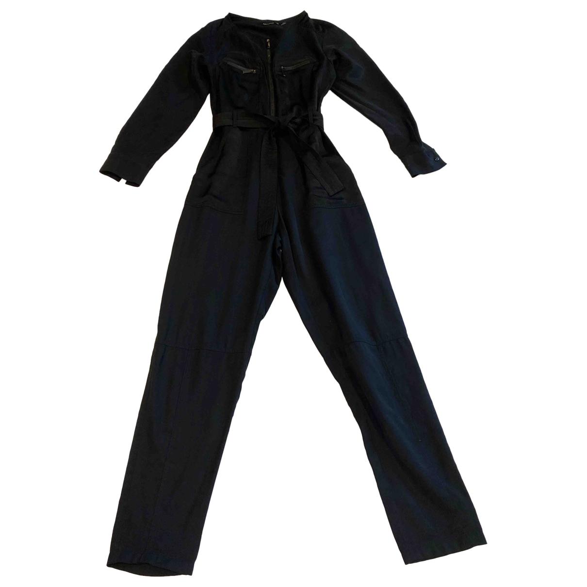 Karen Millen \N Black jumpsuit for Women 8 UK