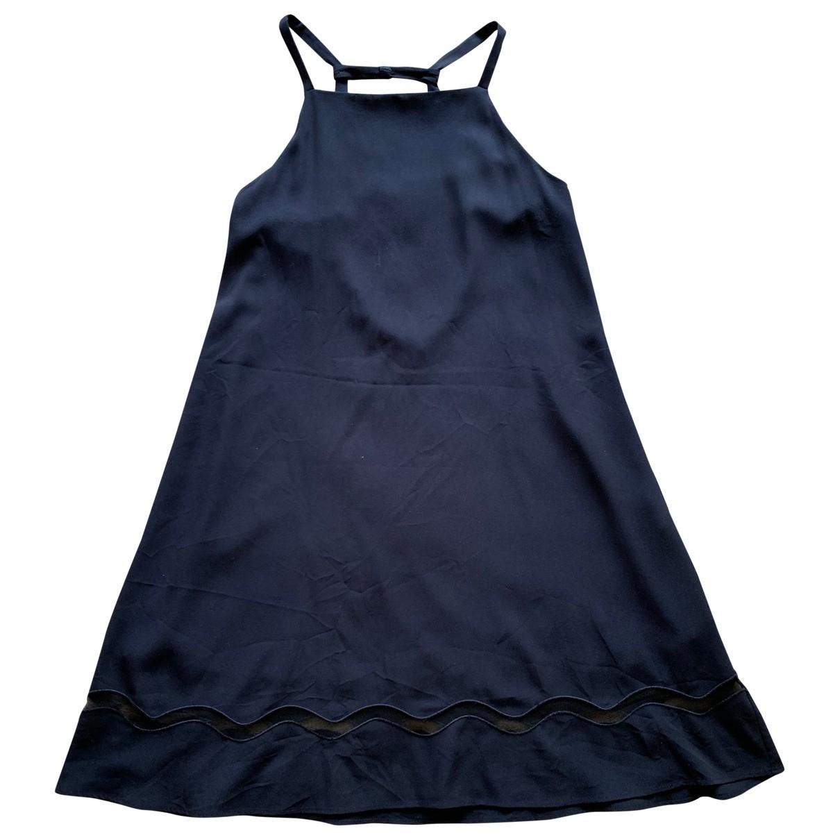 Claudie Pierlot \N Blue dress for Women 36 FR