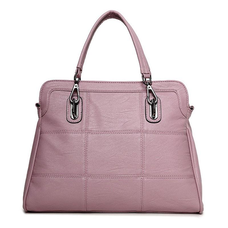 Ericdress Casual Huge Capacity Zipper Handbag