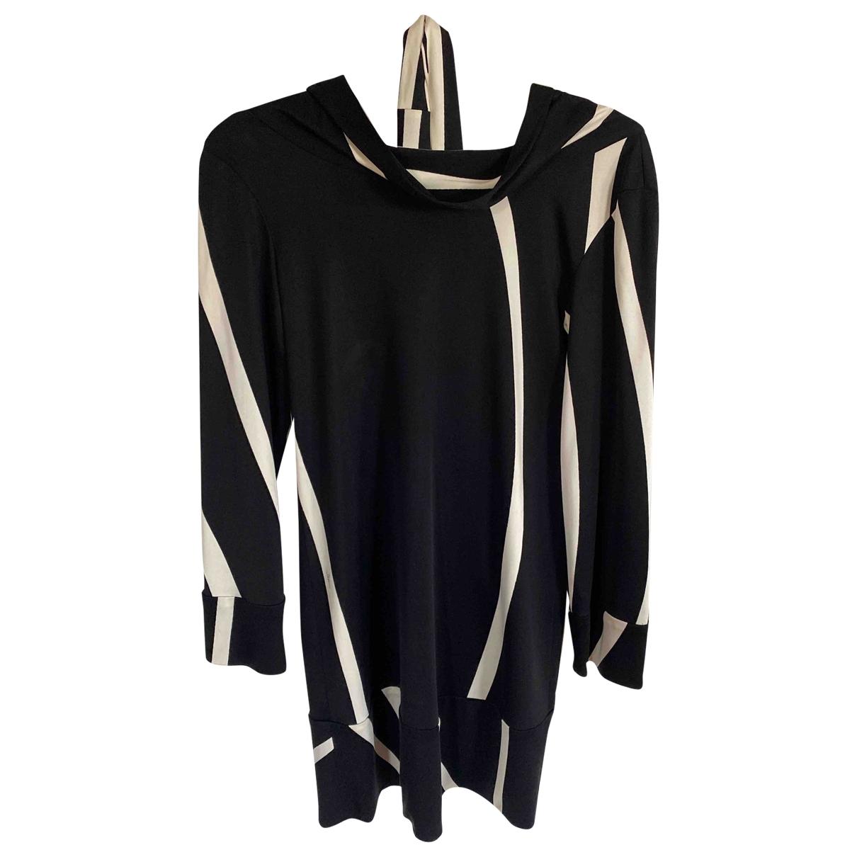 Issa \N Black Silk dress for Women 12 UK