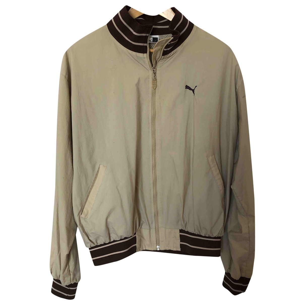 Puma \N Beige jacket  for Men L International