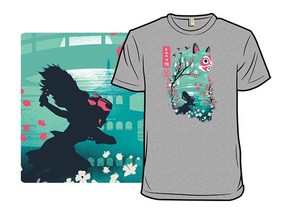 Spring Princess T Shirt