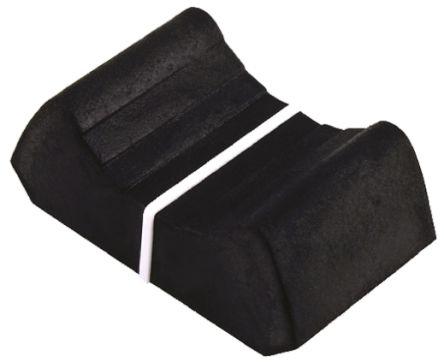 Sifam Potentiometer Knob, Slide Type, Black (5)