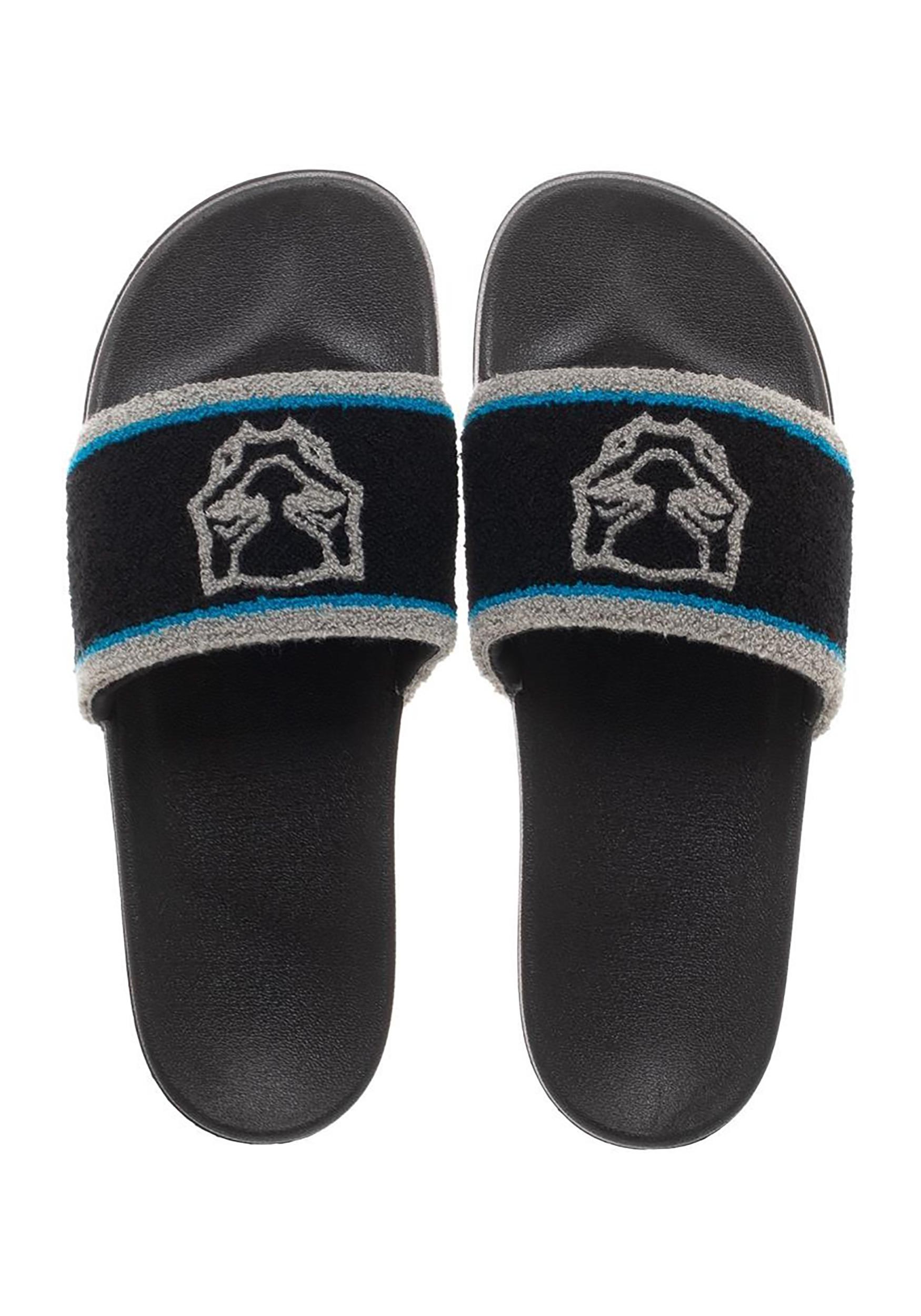 Adult Black Panther Retro Slide Sandals