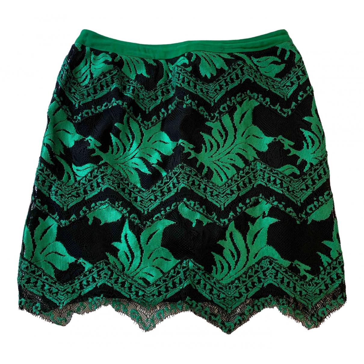 Just Cavalli \N Green skirt for Women 44 FR
