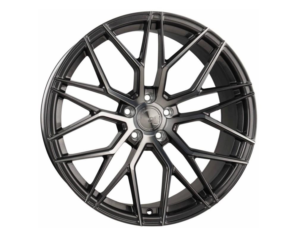 Avant Garde M520R-DGM888201121 M520R Wheel 20x11 Blank 21-51mm Dark Graphite Metallic