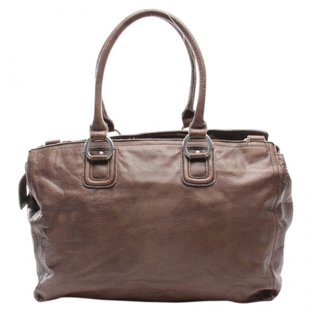 Autre Marque \N Brown Leather handbag for Women \N