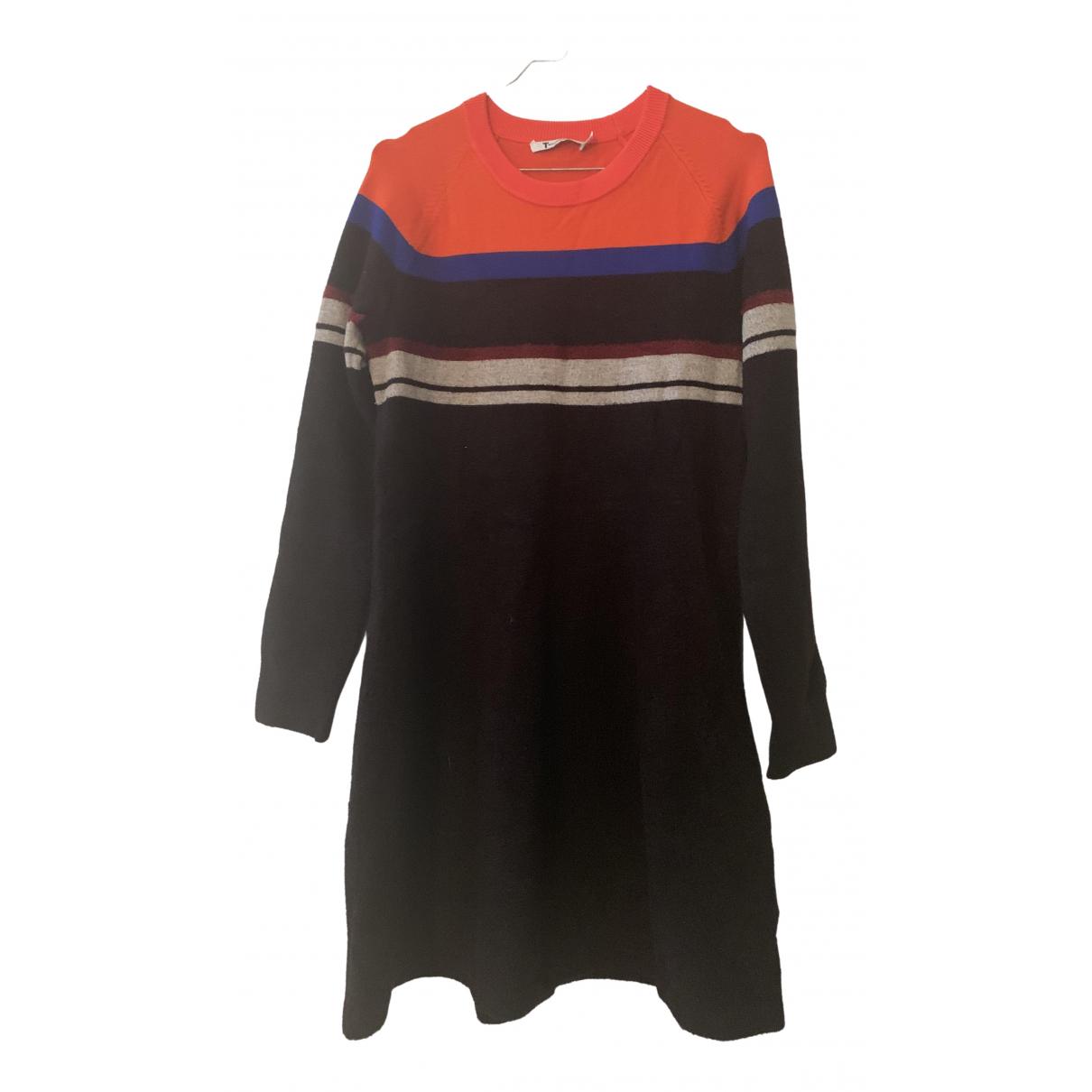 T By Alexander Wang \N Black dress for Women 40 FR