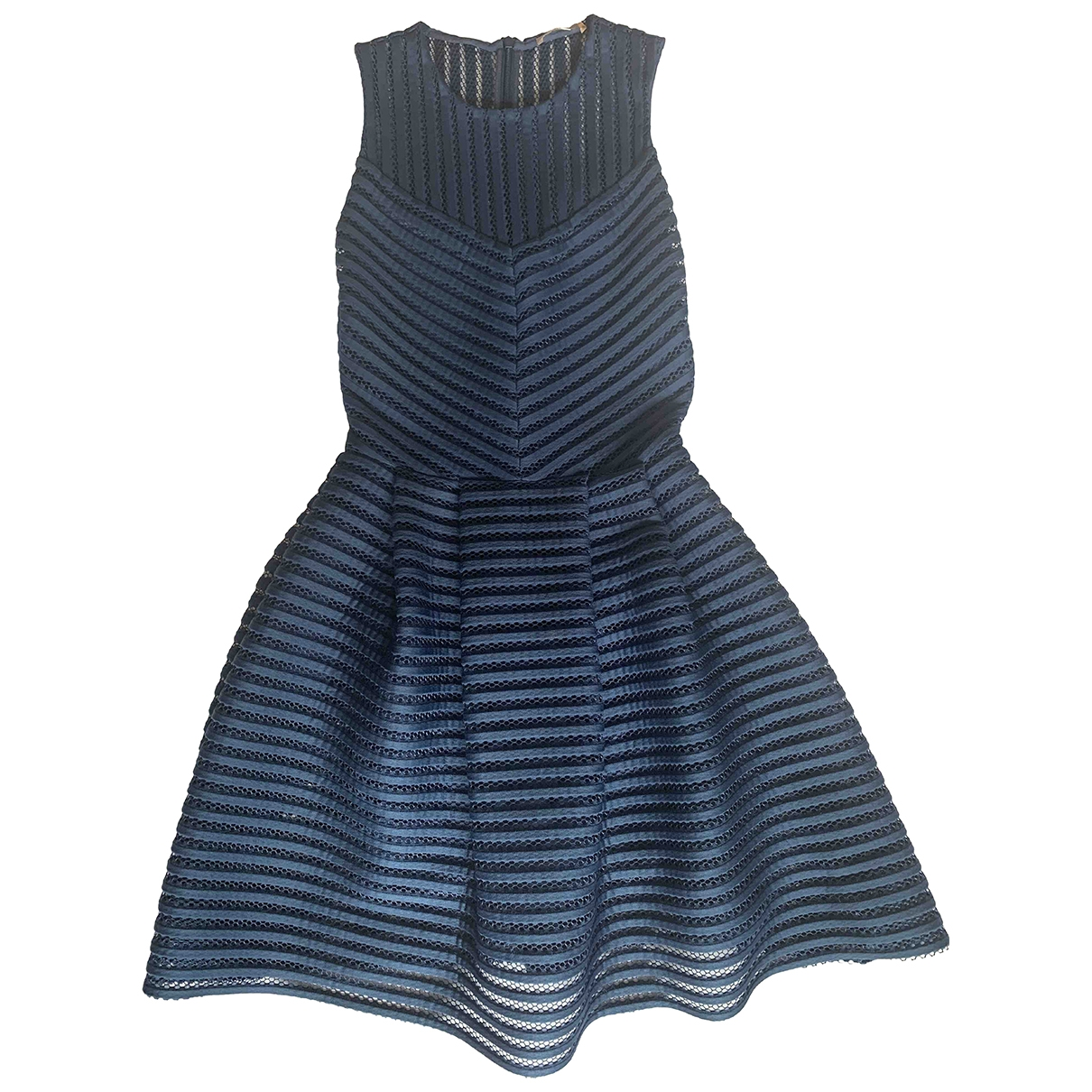 Maje \N Blue dress for Women 38 FR