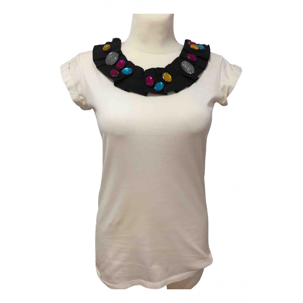 D&g \N Multicolour Cotton  top for Women 42 IT