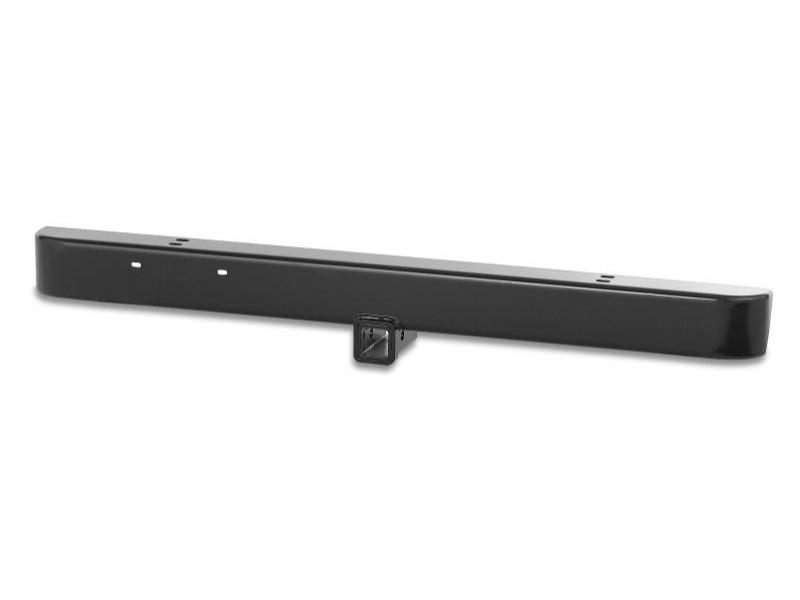 Warrior Products 520 Standard Bumper Rear w/Receiver Jeep CJ5 | CJ7 | CJ8 76-86