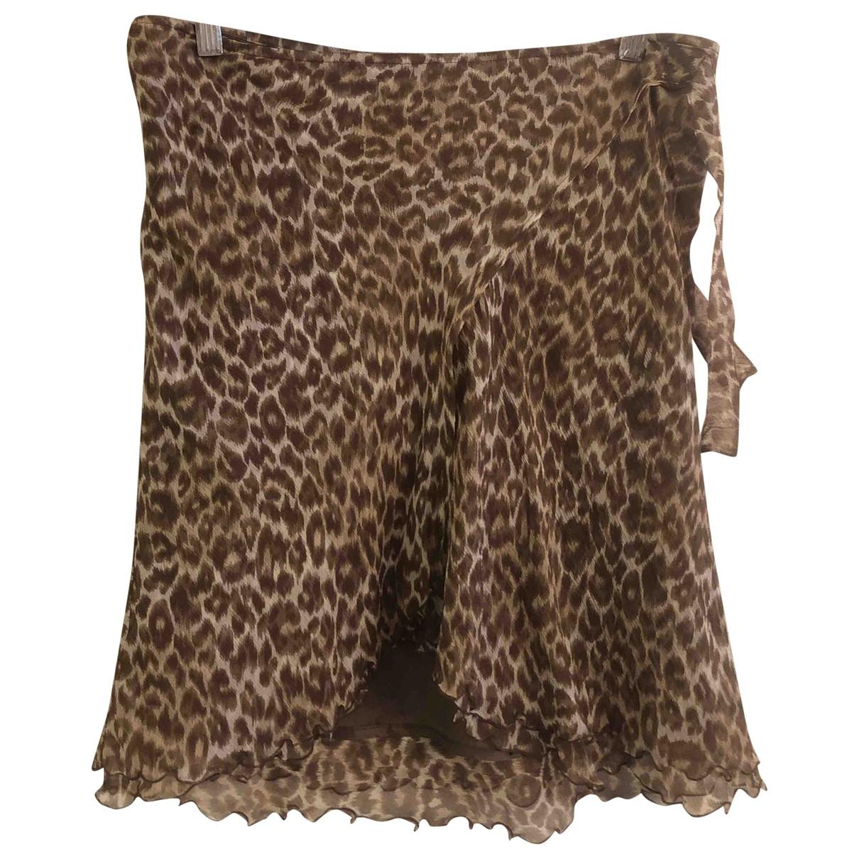 Max & Co \N Multicolour Silk skirt for Women 44 IT