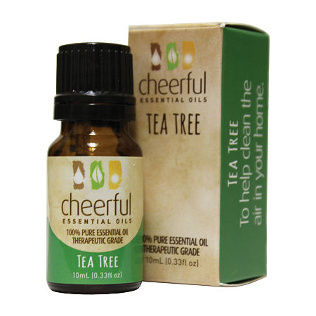 A Cheerful Giver Set Of 2tea Tree Essential Oil, One Size , Multiple Colors