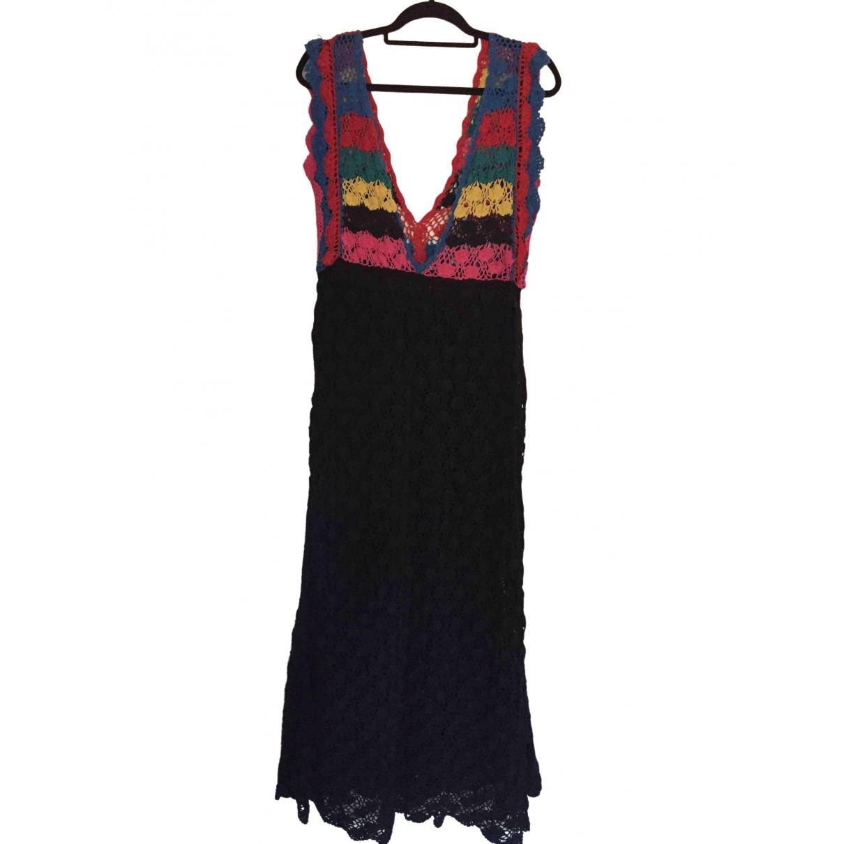 Zara \N Black Cotton dress for Women M International