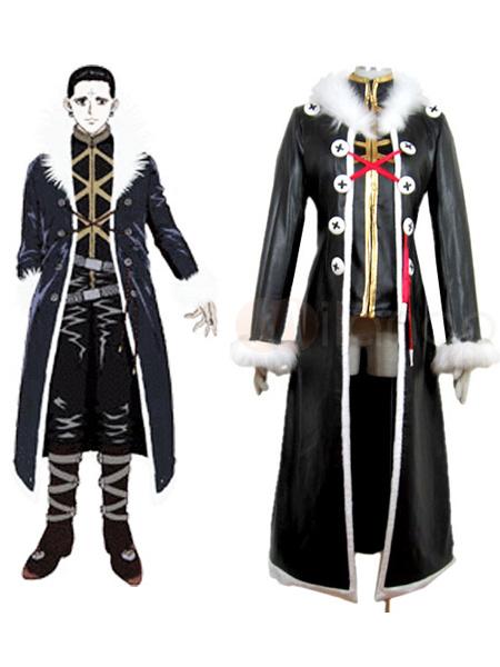 Milanoo Hunter X Hunter Kuroro Lucifer Cosplay Costume Halloween