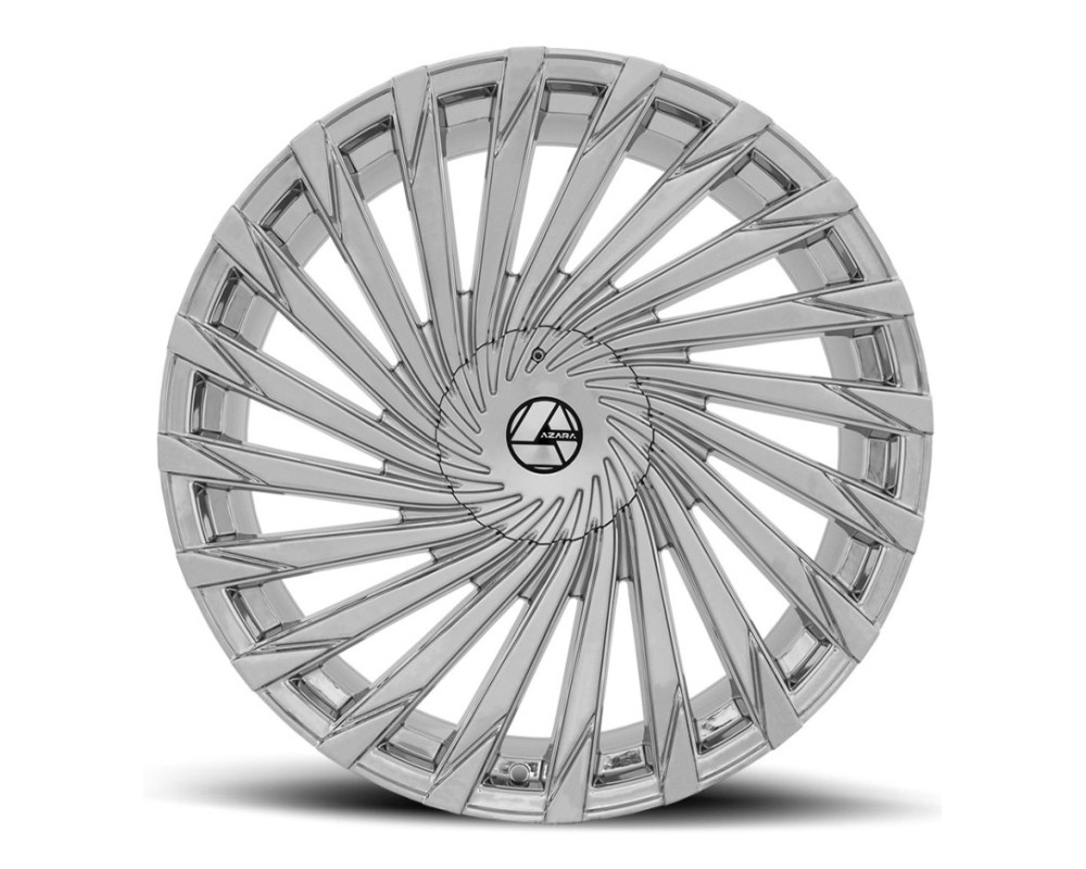 Azara 501 Wheel 26x9.5 5x127|5x139.7 15mm Chrome