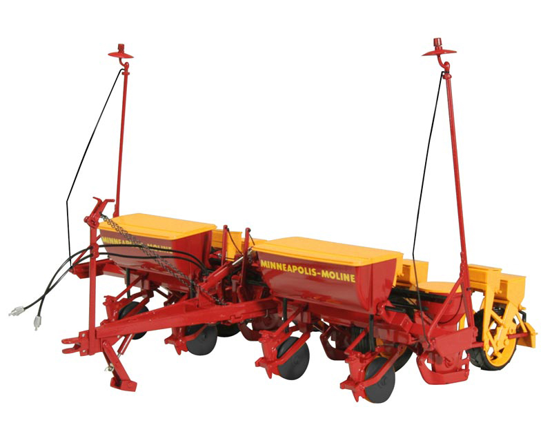 Minneapolis Moline 400 Four Row Planter