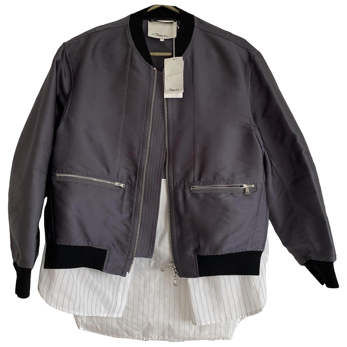 3.1 Phillip Lim \N Grey jacket for Women 4 US