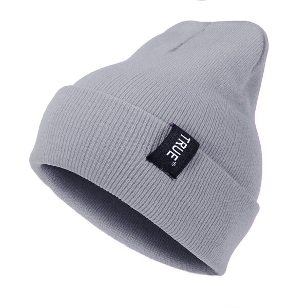 Mens Warm Solid Stripe Curling Thicker Plus Plush Beanie Hat Outdoor High Stretch Retro Brimles Caps